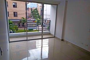 Apartamento en La Floresta, La America - 110mt, tres alcobas, balcón
