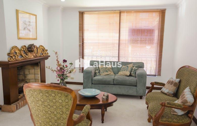 Portada Moxie, Apartamento en Santa Bárbara de 3 hab, 145 mts