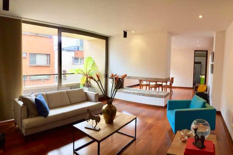 Portada Apartamento En Bogota Chico Alto -3 alcobas