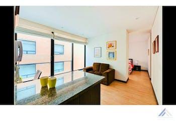 Apartamento en el nogal - 47 mts, 1 habitación.