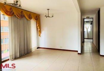 Azuleda del Campestre, Apartamento en venta en Santa María De Los ángeles de 3 alcobas