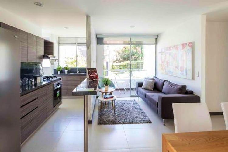 Portada Apartamento en Asdesillas, Sabaneta, 3 habitaciones-75m2.