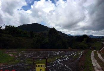 Cantagua, Lote en venta en San Nicolás de 2551m²