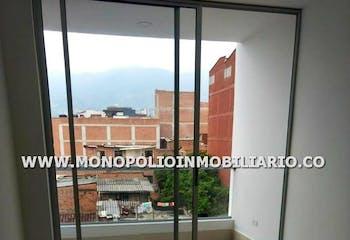 Apartamento en Los Naranjos, Itagui - 64mt, dos alcobas, balcón