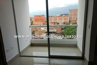 Apartamento en Los Naranjos, Itagui - 61mt, tres alcobas