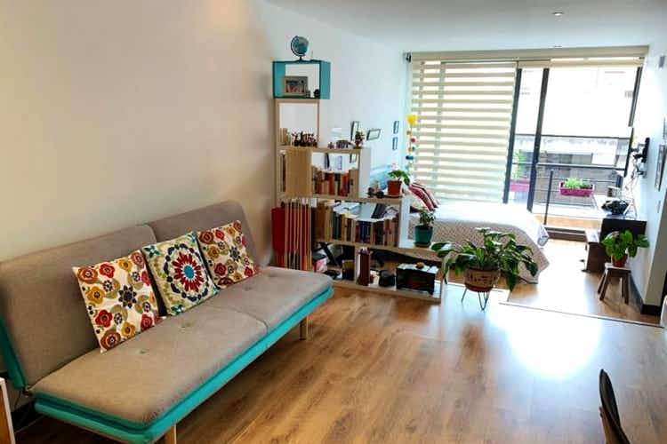Portada Apartamento En Bogota Chico Navarra -2 parqueadero
