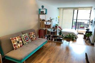 Apartamento en venta en Chicó Navarra de 1 habitacion