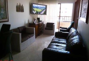 Apartamento en venta en Asturias, 83m²