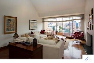 Apartamento en El Nogal, Chico - 368mt, duplex, tres alcobas