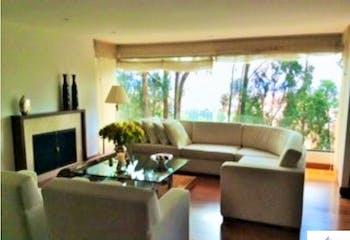 Apartamento en Bosque de Pinos, Usaquen - 230mt, tres alcobas, balcón