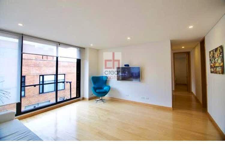Portada  Apartamento en venta en Chico Navarra Bogota. Con 2 habitaciones-80mt2