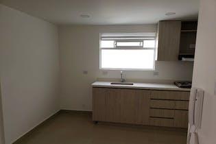 Apartamento en Santa Fe - Guayabal, Duplex con dos habitaciones y tres baños.