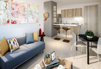 Solario del Parque, Apartamentos en venta en Olaya de 2-3 hab.
