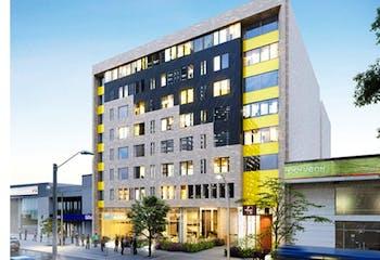 Viao 53, Apartamentos en venta en Barrio Chapinero 29m²