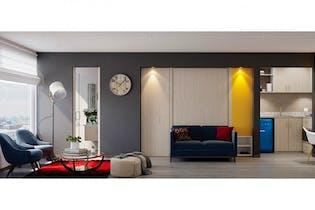 Viao 53, Apartamentos nuevos en venta en Barrio Chapinero con 1 habitacion
