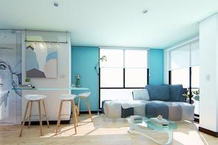 City Live 104, Apartamentos nuevos en venta en Santa Paula con 1 hab.
