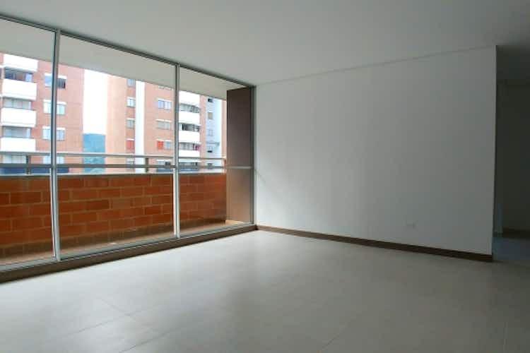 Portada Apartamento en La Ferreria, Envigado - 68mt, dos alcobas