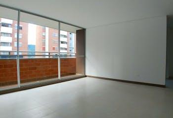 Apartamento en La Ferreria, Envigado - 68mt, dos alcobas