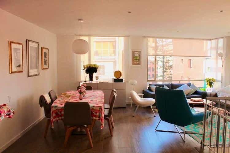 Portada Apartamento en Los Rosales, Chicó con 2 habitaciones y 2 balcones - 169 mt2.