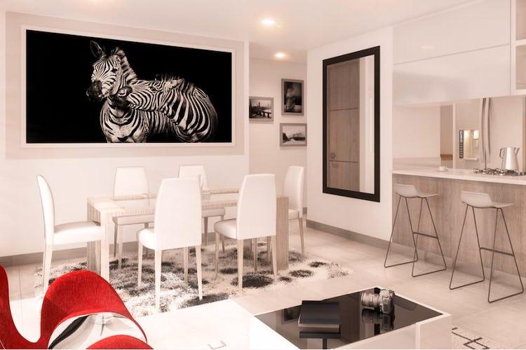 Portada Mandala 140, Apartamentos en venta en Contador de 1-3 hab.
