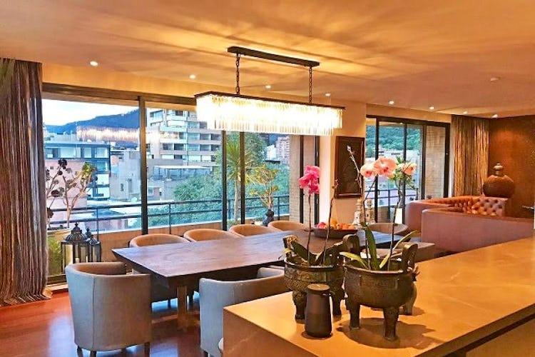 Portada Apartamento en Chico Reservado, con 3 habitaciones y  4 garajes - 317 mt2.