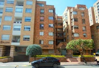 Apartamento en venta en Belmira Usaquén, 85m²