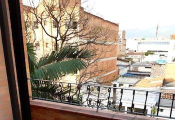 Apartamento en Conquistadores, Laureles - 65mt, dos alcobas