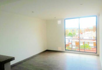 Apartamento en El Contador, Cedritos con 2 habitaciones, piso 4 - 69 mt2.