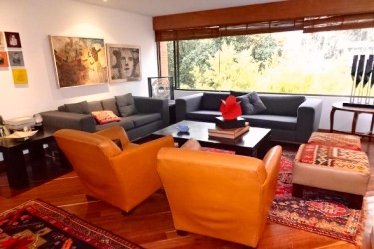 Portada Apartamento Penthouse - duplex en Santa Barbara Central, con 4 habitaciones y chimenea - 310 mt2.