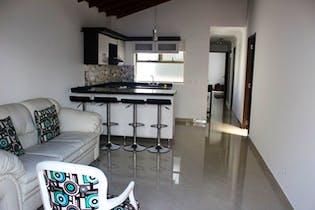Apartamento en Rosales - Belen, con 2 habitaciones y 2 baños