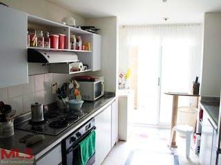 La Toledana, casa en venta en Loma de Las Brujas, Envigado