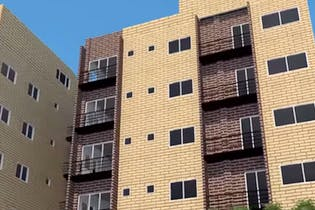 Proyecto nuevo en Balcones de la Valvanera, Apartamentos nuevos en Restrepo con 2 habitaciones