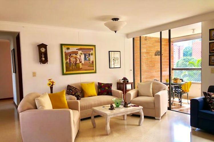 Portada Apartamento en El Poblado-El Campestre, con 4 Habitaciones - 160 mt2.