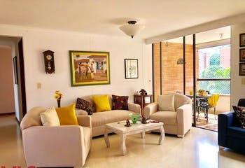 Apartamento en El Poblado-El Campestre, con 4 Habitaciones - 160 mt2.