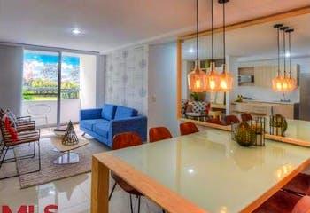 Reserva del Parque, Apartamento en venta en El Rosario 59m² con Piscina...