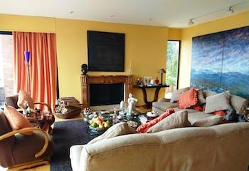 Apartamento en bogota Los Rosales - 363 mts, 3 parqueaderos.