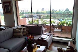 Apartamento en Pradera Norte, Puente Aranda - Tres alcobas
