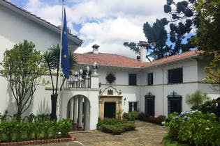 Casa en La Macarena, Bogotá - de conservación arquitectónica
