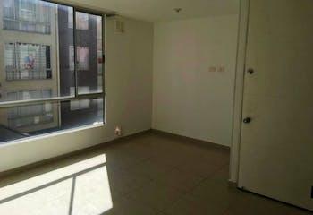Apartamento de 42m2 en Verbenal, Bogotá - con dos habitaciones