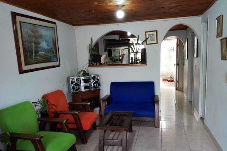 Portada Casa en Itagüí-Samaria, con 3 Alcobas - 60 mt2