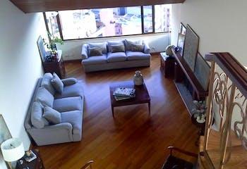 Penthouse en El Nogal, Chico - 429mt, duplex, tres alcobas, dos terrazas