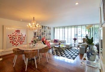 Apartamento en la Cabrera de 3 habitaciones con terraza privada de 91 mts