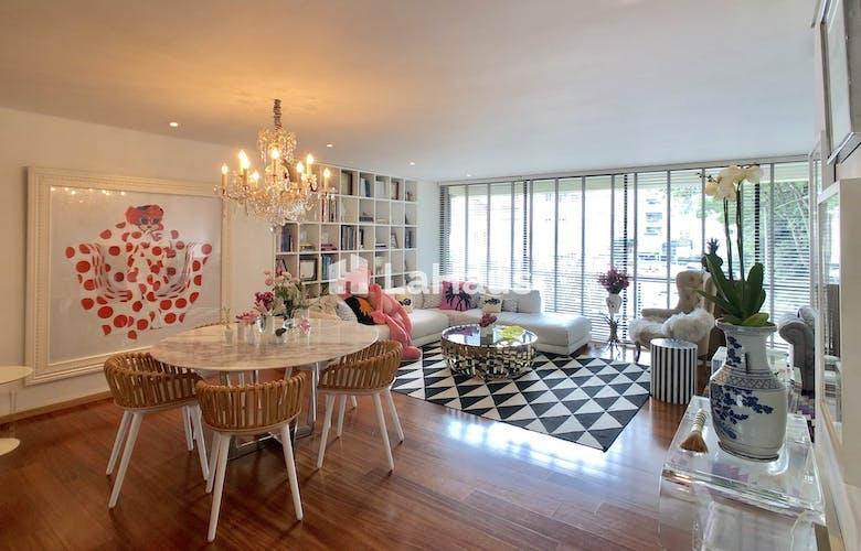 Portada Apartamento en la Cabrera de 3 habitaciones con terraza privada de 91 mts