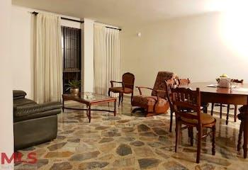 Aseret, Apartamento en venta en El Portal de 3 alcobas