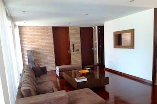 Apartamento de 146m2 en Chico Norte III, Bogotá - con 100m2 de terraza