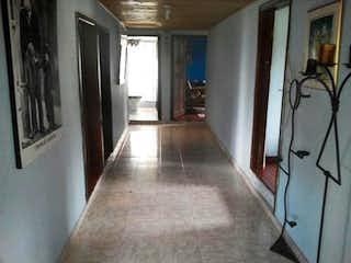 Una vista de un pasillo desde un pasillo en Casa En Venta En La Calera Vereda El Salitre