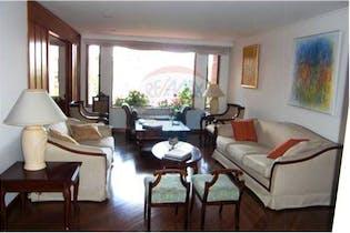 Apartamento en bogota Chapinero Alto - 177 mts, 3 habitaciones.