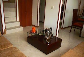 Apartamento en venta en Villas De Aranjuez Usaquén de 85m² con Bbq...