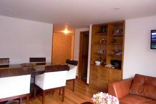 Apartamento en venta en Santa Paula de 3 alcobas