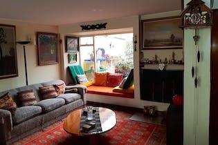 Casa en Las Margaritas, Cedritos - 262mt, chimenea, tres alcobas